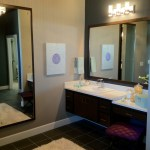 Jeff Click Homes Master Bathroom