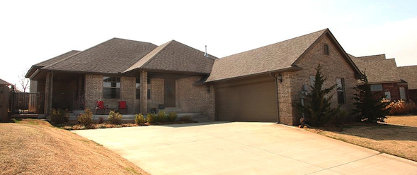 Homes for sale in Cedar Pointe neighborhood of Edmond, OK