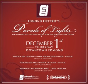 Edmond Tree Lighting & Parade of Lights