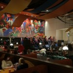 OKC Dave and busters restaurant