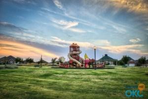 Playground in valencia