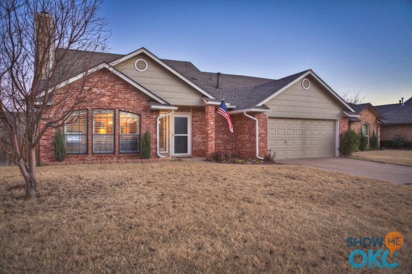 Homes for sale in Copper Creek of Edmond, OK