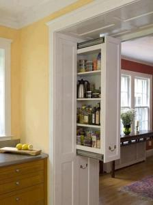 Featured Features – Hidden Kitchen Storage