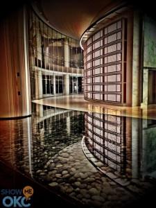 Devon Tower Reflection @VastOKC