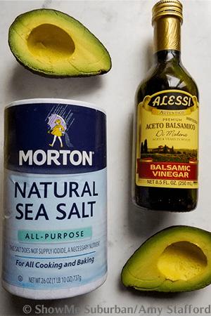 ShowMe Suburban | Avocado Balsamic Sea Salt
