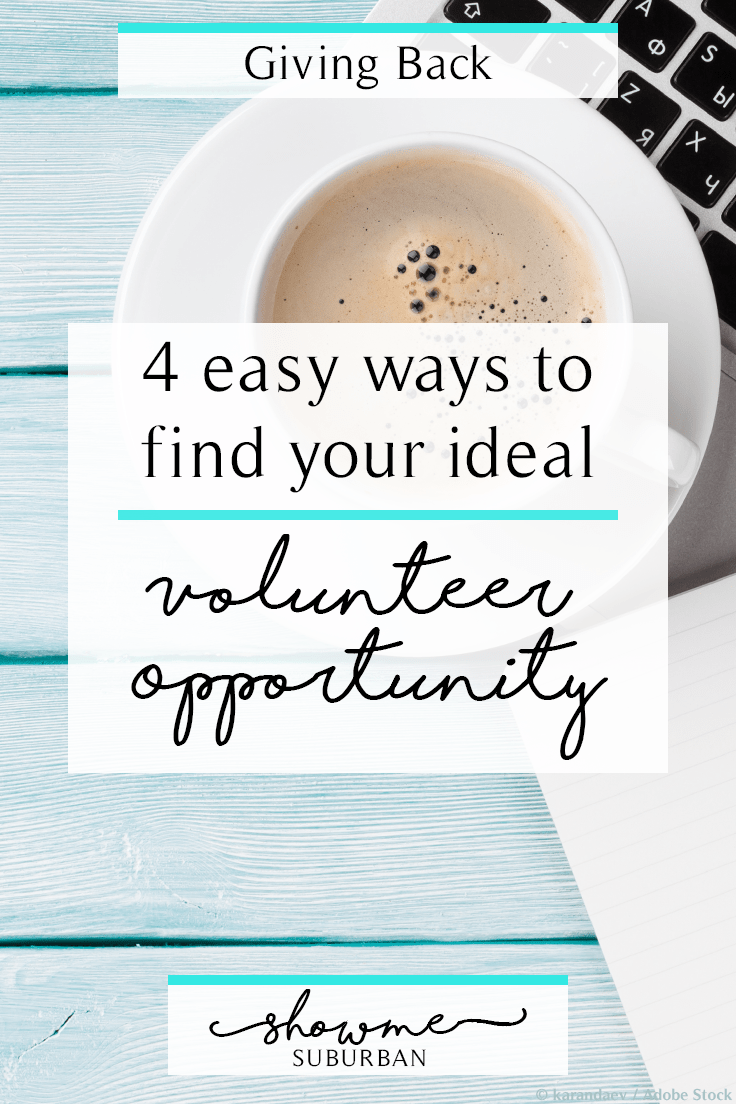 Want to volunteer, but not sure where? Let me show you how to find your ideal volunteer opportunity by finding your