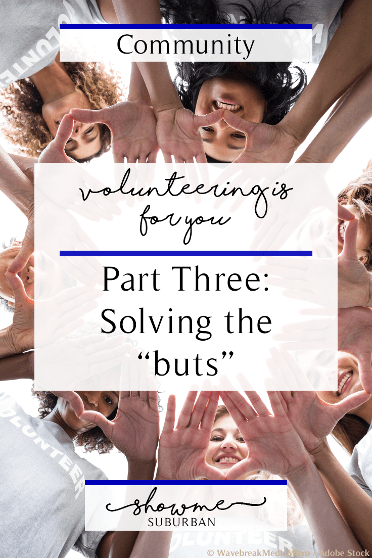 In part 3 of this 3-part series on volunteering, I'll provide solutions to some of the common obstacles that prevent people from volunteering.  Great for discovering volunteering ideas and opportunities, or even how and why to volunteer!
