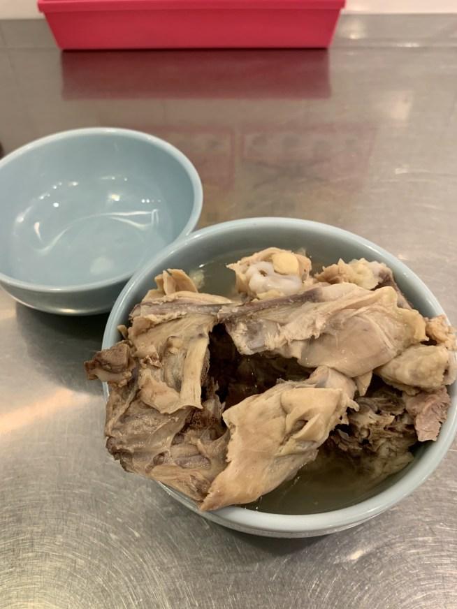 渋谷ガイトーンTokyoの骨入りスープ