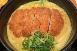 カレーうどん専門店「千吉(せんきち)」のカレーうどん2
