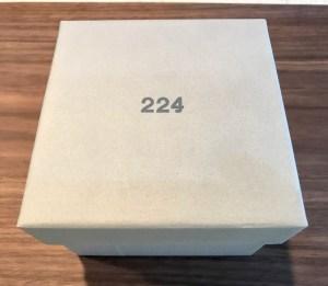 224porcelainのセラミックフィルターの梱包1