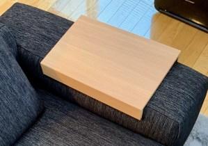 NOYESのDecibel C4のアームテーブル