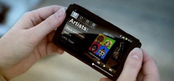 flip2 - Imagens: Flip Phone Concept