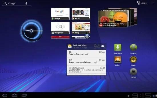 home hero1 550x343 - Android 3.0 Honeycomb: tudo sobre o novo sistema