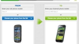 Como transferir os dados do seu celular Nokia/Symbian/Blackberry para o Android 15