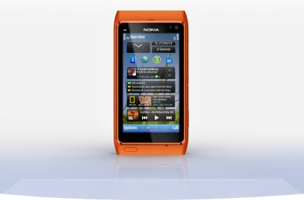 Nokia n8 front orange 755x497