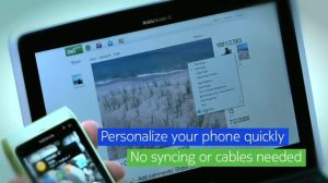 Capturar - Nokia Drop: continue a navegação do PC no seu smartphone