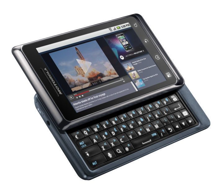 motorola milestone 2 - Como fazer o debranding do Motorola Milestone 2 e transformá-lo em Retail