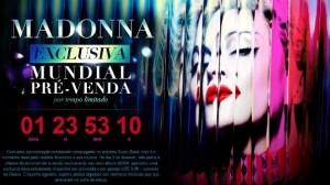 Madonna chega ao topo da iTunes Store 7