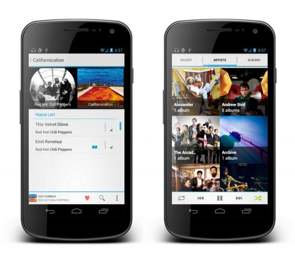 apollo 2 - Apollo: um novo Music Player para Androids