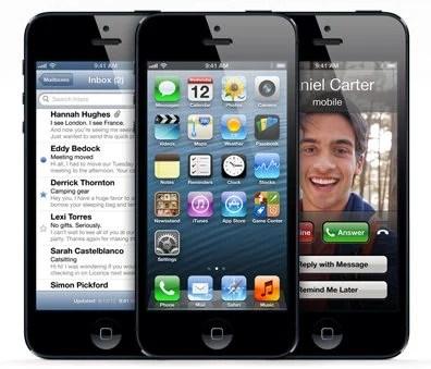 Apple iPhone 5 141 - Confira como foi o lançamento do iPhone 5