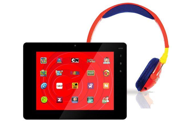 """Meu primeiro gradiente tablet - """"Meu Primeiro Gradiente"""" inspira nova linha de gadgets"""