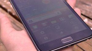 Versão do Android 4.1.1 para primeira geração do Galaxy Note vaza na Internet 8