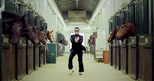 """Captura de Tela 2012 11 24 às 23.51.13 - """"Gangnam Style"""" se torna o vídeo mais visto da história do YouTube"""