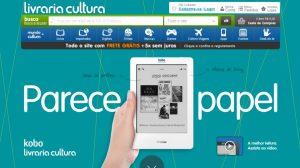Kobo fecha parceria com Livrarias Cultura e também inicia atividades o Brasil 7