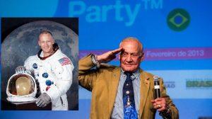 Campus Party 2013 inicia com homenagem às vítimas de Santa Maria, Buzz Aldrin, redes 4G e Firefox OS 6