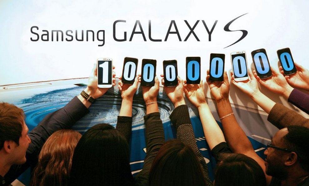 Vendas da linha Galaxy S chegam a 100 milhões 5
