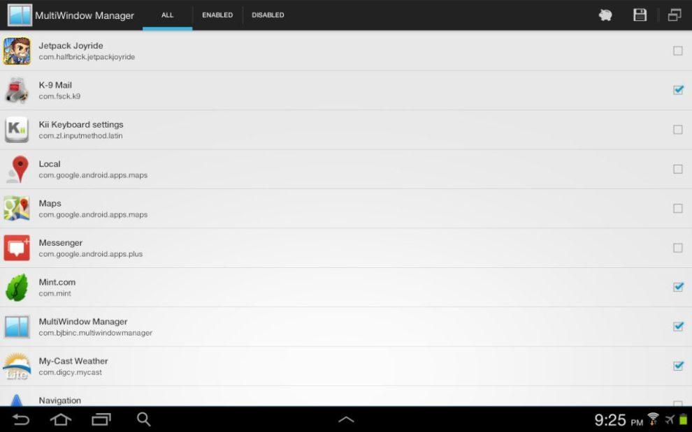 OuQb9 - Galaxy Note 10.1 - Use praticamente qualquer app no MultiWindow