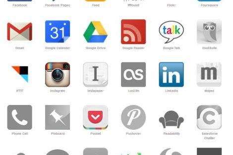 channels - Automatize suas tarefas do dia a dia com IFTTT.com