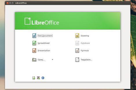 libreoffice - LibreOffice 4.0.03: nova versão gratuita e repleta de novidades (Windows/Mac/Linux)