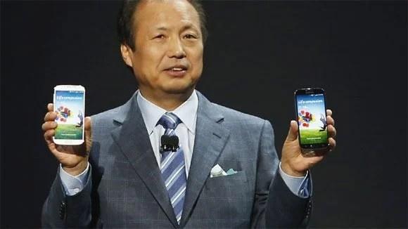 CEO da Samsung afirma que dispositivos Windows vendem pouco, o mercado prefere Android 4
