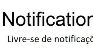 Aplicativo NotificationsOff ajuda a gerenciar suas notificações no Android 4