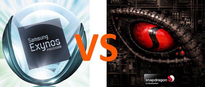 Exynos vs Snapdragon - Samsung Galaxy S4 - 3G ou 4G? Snapdragon ou Exynos?