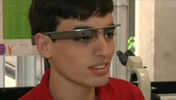 Brasileiro é escolhido pra testar o Google Glass 3