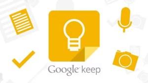 Atualização traz sistema de lembretes ao Google Keep 19