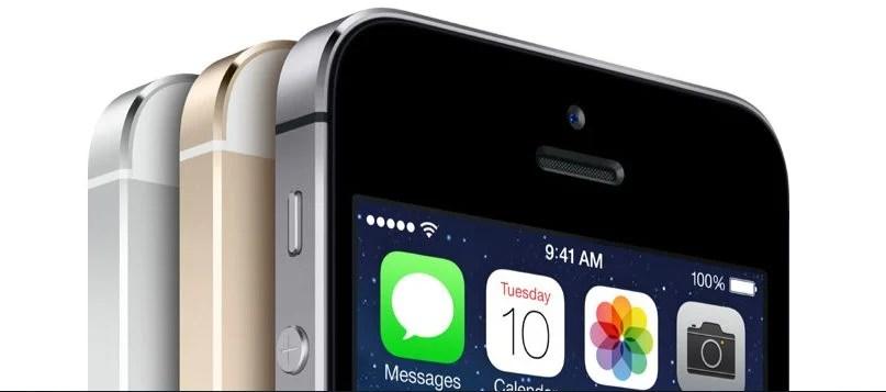 Apple lança iPhone 5s com leitor de impressões digitais; Já iPhone 5c promete brigar entre intermediários 4