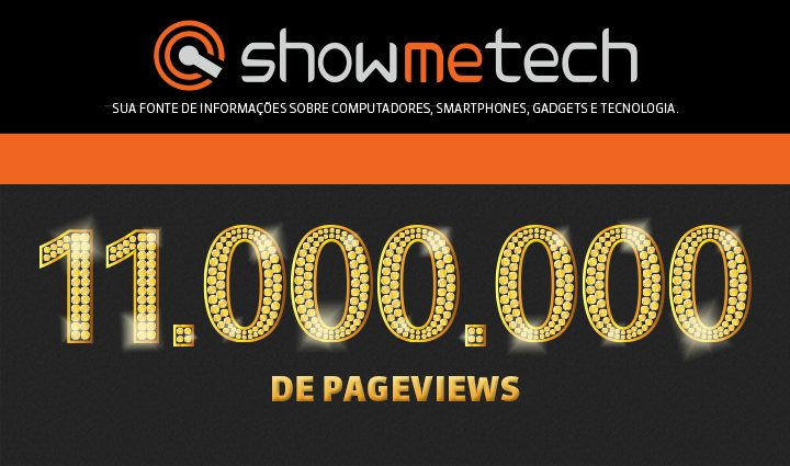 IMG site - Showmetech firma parcerias estratégicas e atinge a marca de 11 milhões de page views