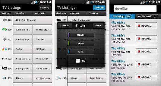 Aplicativo permite assistir TV por assinatura no celular 3