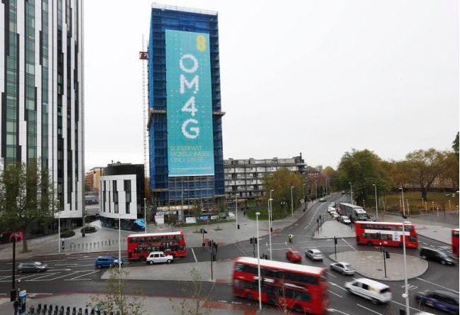 Operadora testa internet 4G com velocidade de 300 Mbps em Londres 6