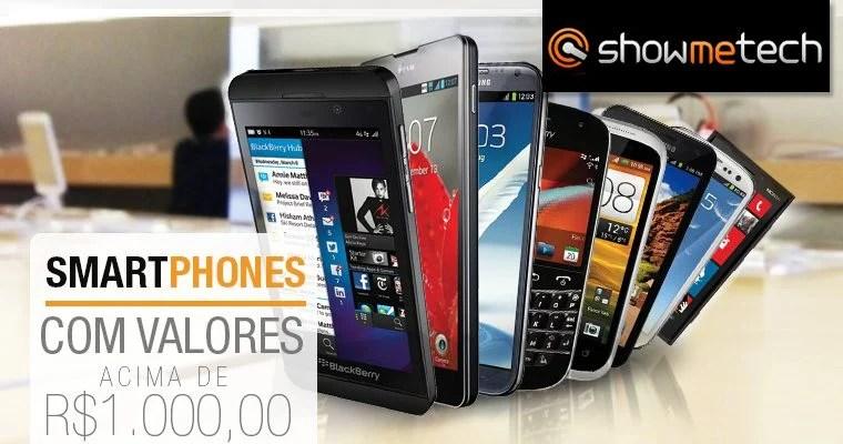 Especial de Natal: os melhores smartphones acima de R$ 1.000 3