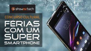 Concurso Cultural Showmetech Xperia Z1 - Confira o vencedor do concurso cultural Showmetech