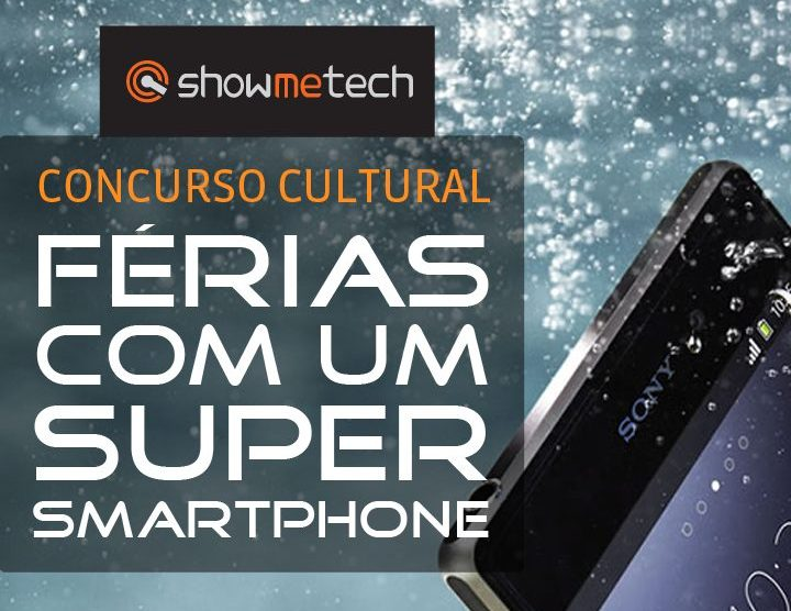 Concurso cultural: Férias com um super smartphone 6