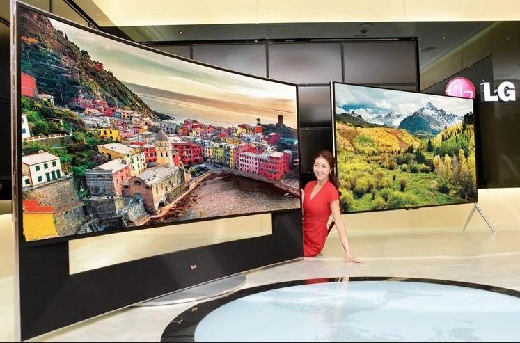 TV's LG oferecerão conteúdos da Netflix em Ultra HD 4K 6