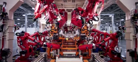 Vídeo mostra tecnologia na fabricação de carros 3