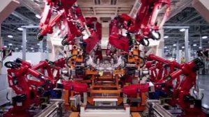 Vídeo mostra tecnologia na fabricação de carros 12