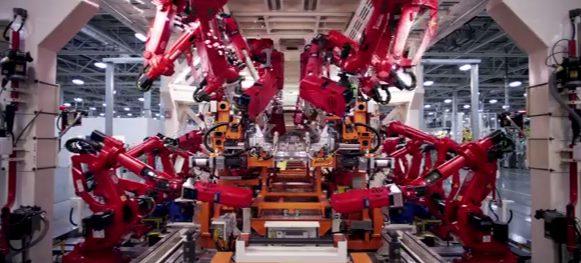 Vídeo mostra tecnologia na fabricação de carros 8