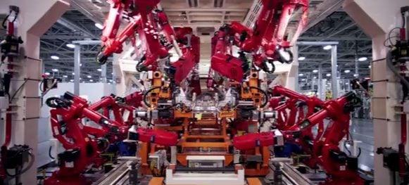 Vídeo mostra tecnologia na fabricação de carros 6